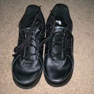 New Balance Shoes - Women's Black New Balance DSL-2 walking shoes #7
